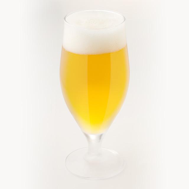 白のビール「ごんの正義」
